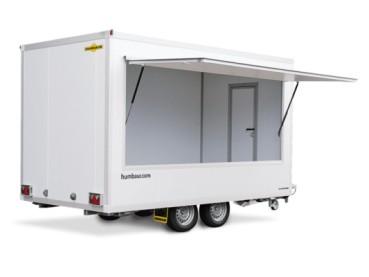 Humbaur HVK 203722-24 PF30 Verkaufsanhänger