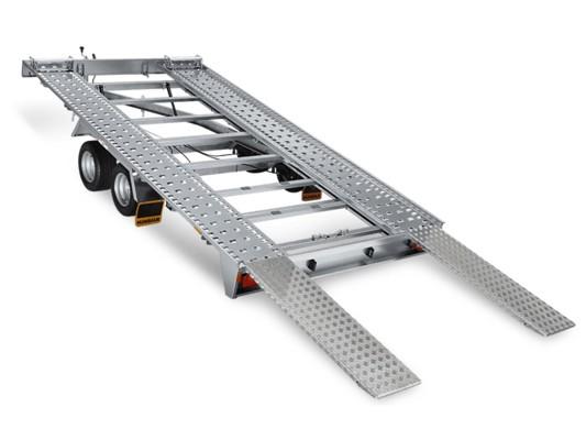 Humbaur FTK 204020 Fahrzeugtransporter