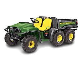 John Deere Gator 6 x 4 TH Diesel