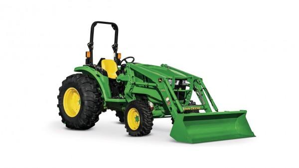 John Deere Traktor 4066M - Allrad