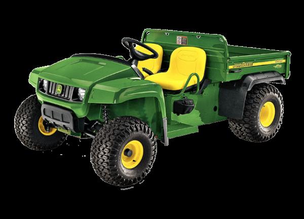 John Deere Gator 4 x 2 TS (Benzin)