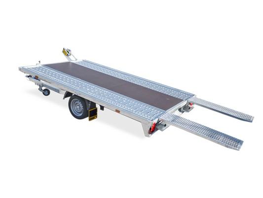 Humbaur MTK 153622 Fahrzeugtransporter kippbar