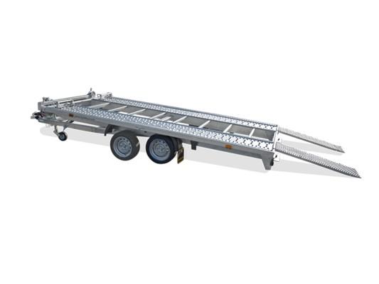 Humbaur MTK 354222 Fahrzeugtransporter kippbar