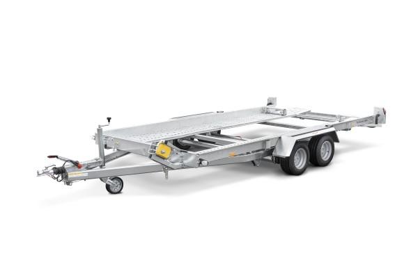 Humbaur HAK 254020 Fahrzeugtransporter