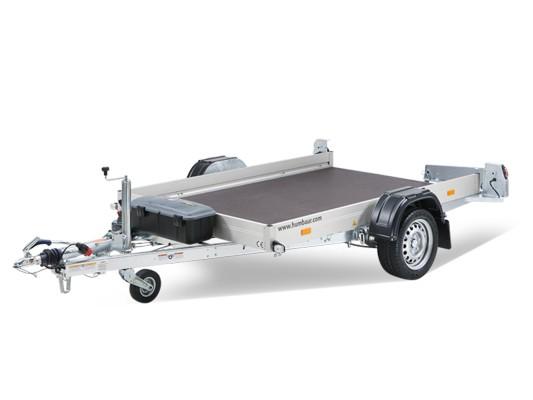 Humbaur Fahrzeugtransporter senkba